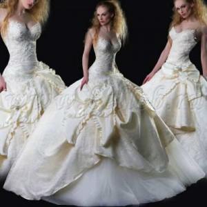 Свадебные платья с корсетом для самой красивой невесты