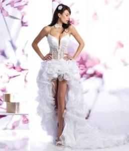 Свадебные платья с корсетом- модно и стильно!