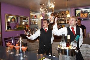 Шоу барменов- отличное шоу на свадьбу