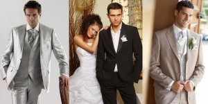 Свадьба Москва: насколько важен цвет костюма жениха?