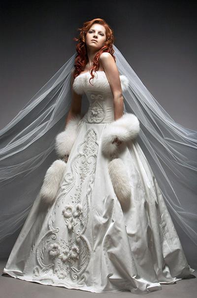 Самый красивый вид платья
