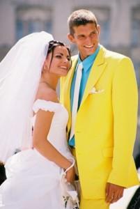Свадьба Москва: костюм жениха