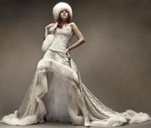 Свадебные платья зима-то, что нужно для красивой невесты