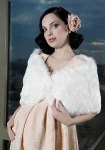 Свадебные плать зима для самых красивых невест