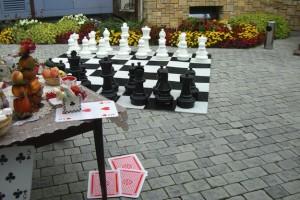 подготовка и проведение шахматной свадьбы