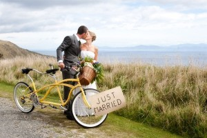 Оформление свадьбы в Самаре в велостиле