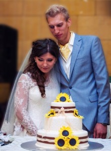 Любителям цветов: как проводить подсолнуховую свадьбу