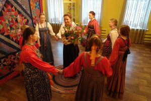 Девичник  по старинным русским обрядам- это модно