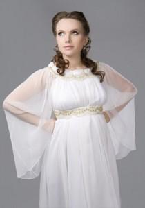 свадебное платье для беременной невесты