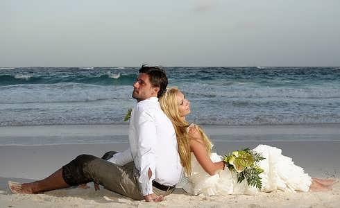 522e2f2b311c75d Романтичная церемония - свадьба на пляже