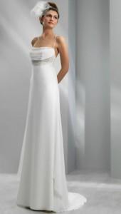 элегантное платье для невесты