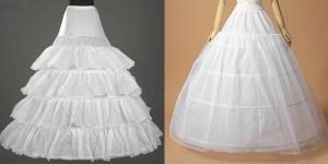 подъюбник под пышное платье