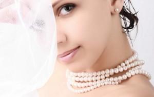 нежный макияж для невесты