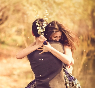 счастливые пары которые познакомились в интернете