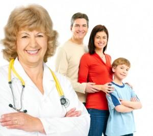 врач и семья