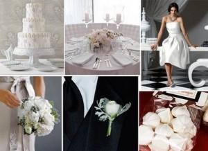 Какой цвет свадьбы лучше всего выбрать в России: белый!