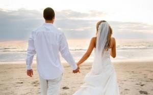 Если муж моряк: организация свадьбы