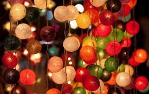 Свадебный хендмейд: неоновые фонарики