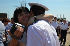 Если муж моряк: как и где отпраздновать свадебное торжество
