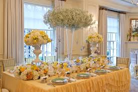 выбираем главный цвет свадьбы: желтый или оранжевый