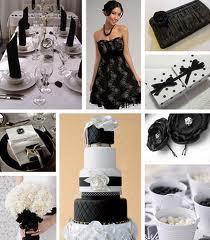 Какой же цвет свадьбы лучше всего выбраь: черные тона