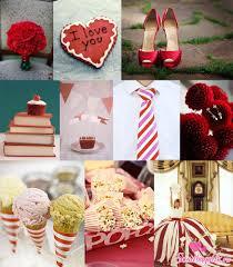 стиль свадьбы, который стоит выбрать: красный