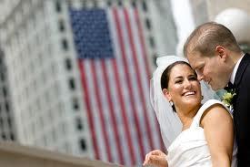 американский стиль свадьбы