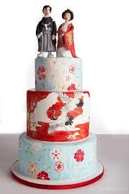 Интресна свадьба в японском стиле в России