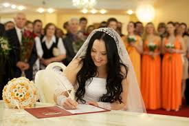 Как выбрать цвет свадьбы- апельсиновая или золотая- класс!