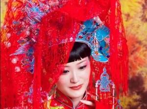 Свадьба в китайском стиле- очень романтично и оригинально