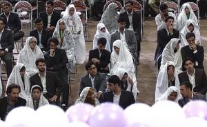 Свадебные ритуалы Ирана и других стран