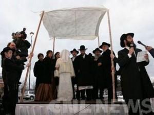 Израильские свадебные ритуалы