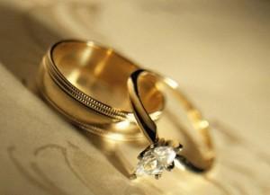 кольца на обручение - их отличие от свадебных