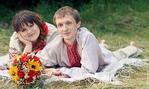 Свадьба в украинском стиле - традиции