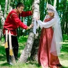Первая брачная ночь на Руси- традиции