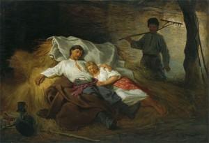 Все традиции перво брачной ночи на Руси