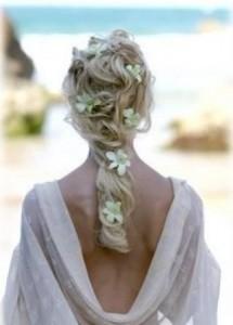 подбираем свадебную прическу зрелой невесте