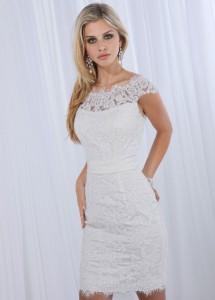 как выбрать свадебный наряд для зрелой невесты