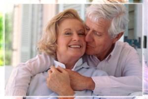 ссоры между супругами в зрелом возрасте решаются проще
