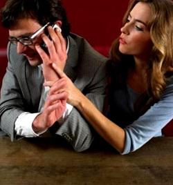 Ревность женщины чересчур раздражает мужчин