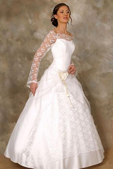 Примета свадебная про платье