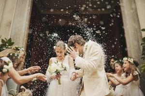 Свадебные обереги для удачного бракосочетания