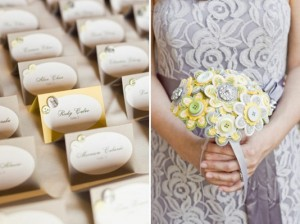 оформление свадьбы из пуговиц