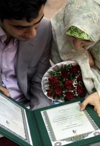 Свадебные ритуалы Ирана