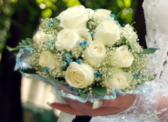 Букеты свадебные своими руками фото 6