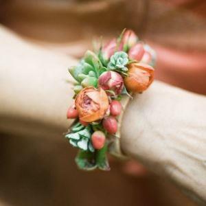 Сделать свадебный браслет