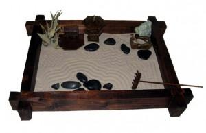 настольный японский садик