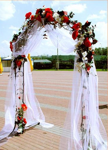 Свадебная арка 256
