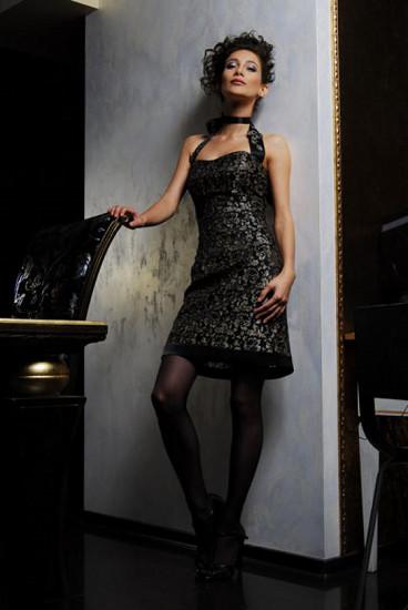 Кому подойдёт чёрное свадебное платье