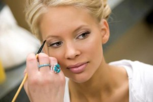 свадебный макияж и аллергия на крема